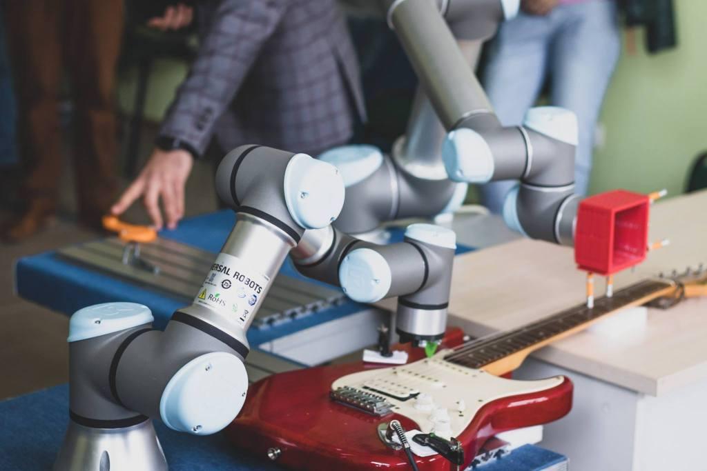 От идеи - к реализации. Робототехника в Украине 13