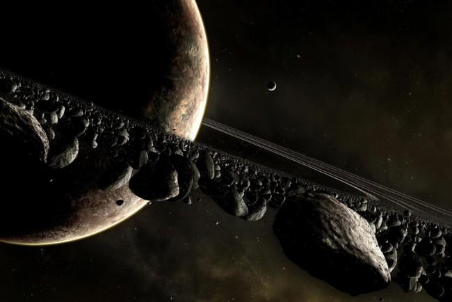 На спутнике Сатурна нашли источник жизни 1