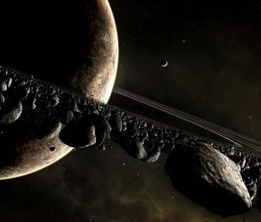 На спутнике Сатурна нашли источник жизни 8