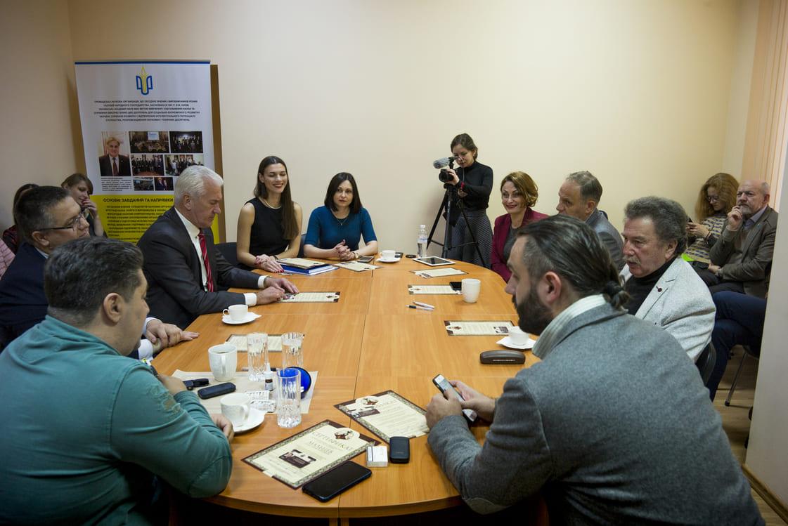 Гуманитарное научное общество возродили в Одессе 11