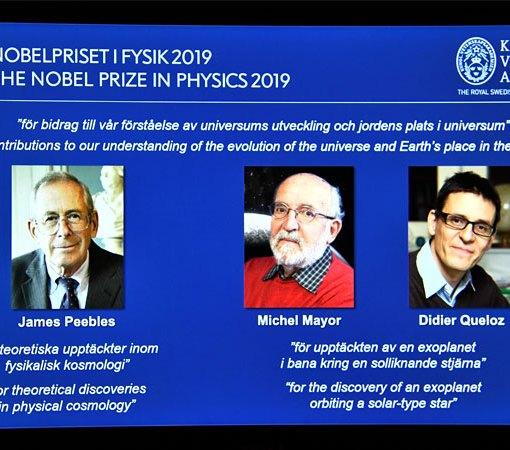 Нобелевскую премию 2019 по физике присудили за раскрытие тайн Вселенной 8