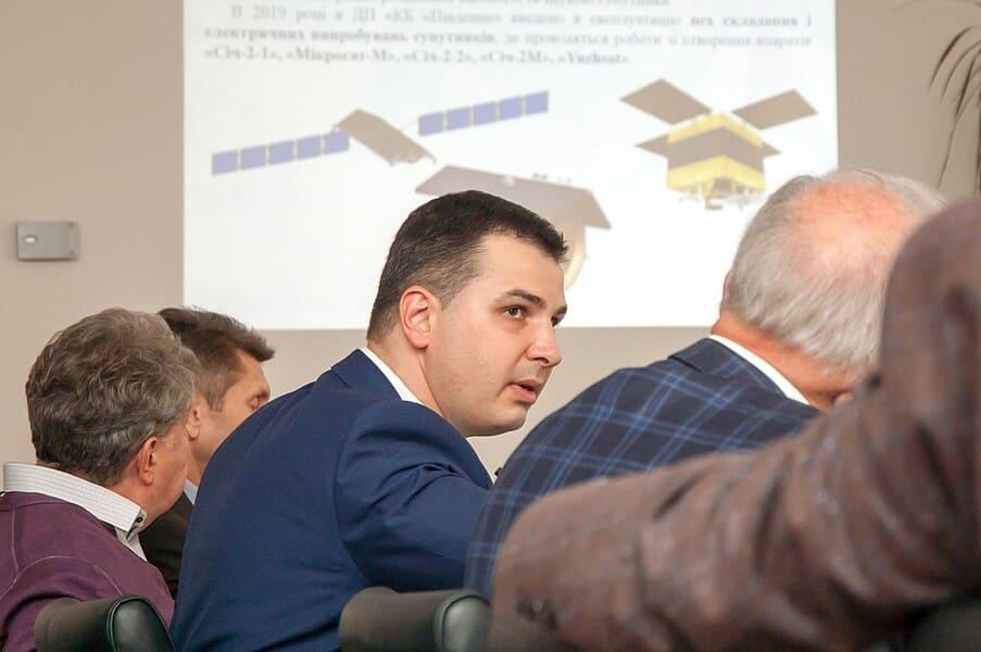 """«Космический семинар"""" для народных депутатов 6"""