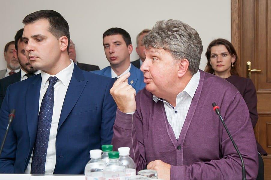 """«Космический семинар"""" для народных депутатов 4"""
