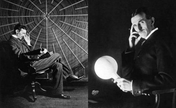 Никола Тесла: Мой мозг только приемное устройство 6