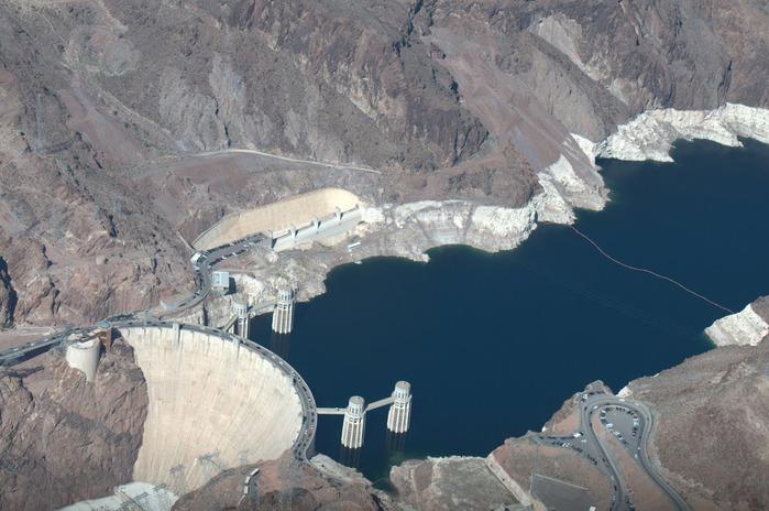 Дамба Гувера: как строили самую большую плотину XX века 1