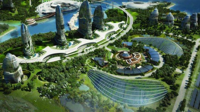 Міста майбутнього й людина в них 8
