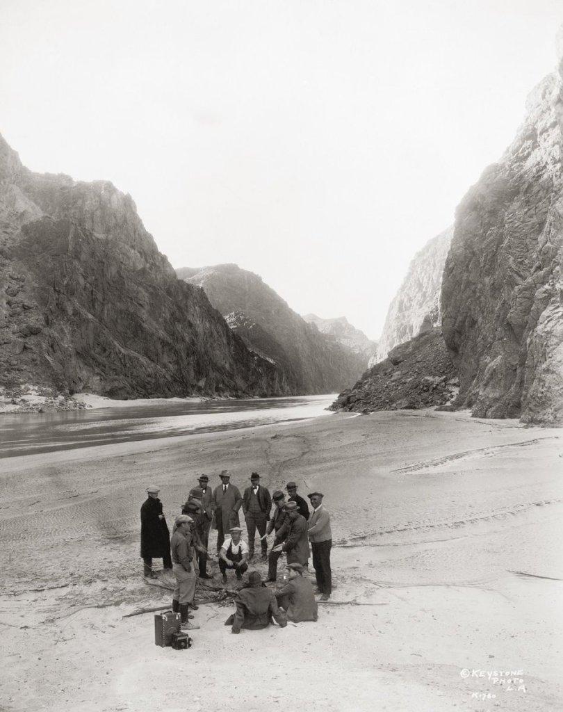 Дамба Гувера: как строили самую большую плотину XX века 3