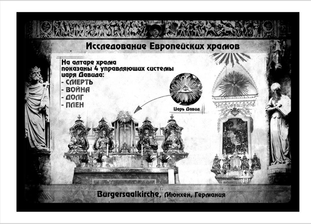 Связь средневековой европейской науки и учения Леопольда Сонди 4