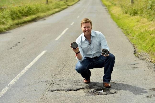 Шотландский стартап начал строительство пластиковых дорог 5