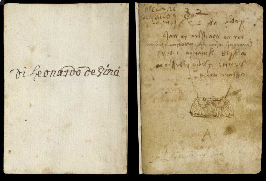 Научные книги Леонардо да Винчи выложили в открытый доступ 41