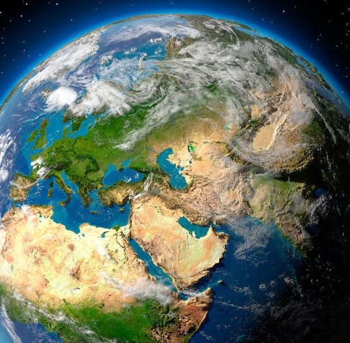 Как и когда люди узнали, что Земля имеет шарообразную форму 19