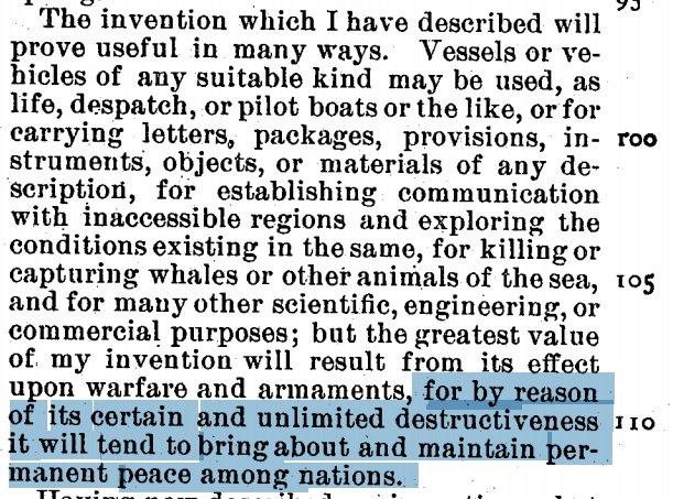 Неизвестный патент Николы Тесла и его 10 предсказаний 2