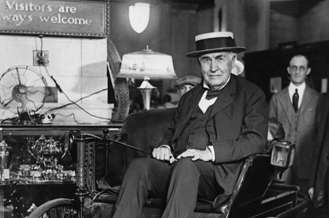 57 вопросов Томаса Эдисона 1