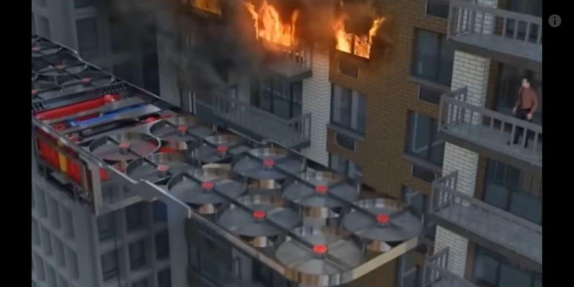 Исторические и современные изобретения для спасения от пожара 5