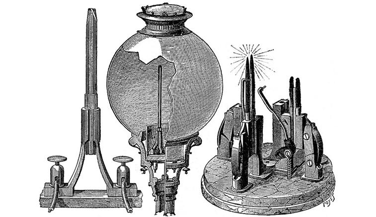 «Свеча Яблочкова» — прообраз современной электрической лампочки 4