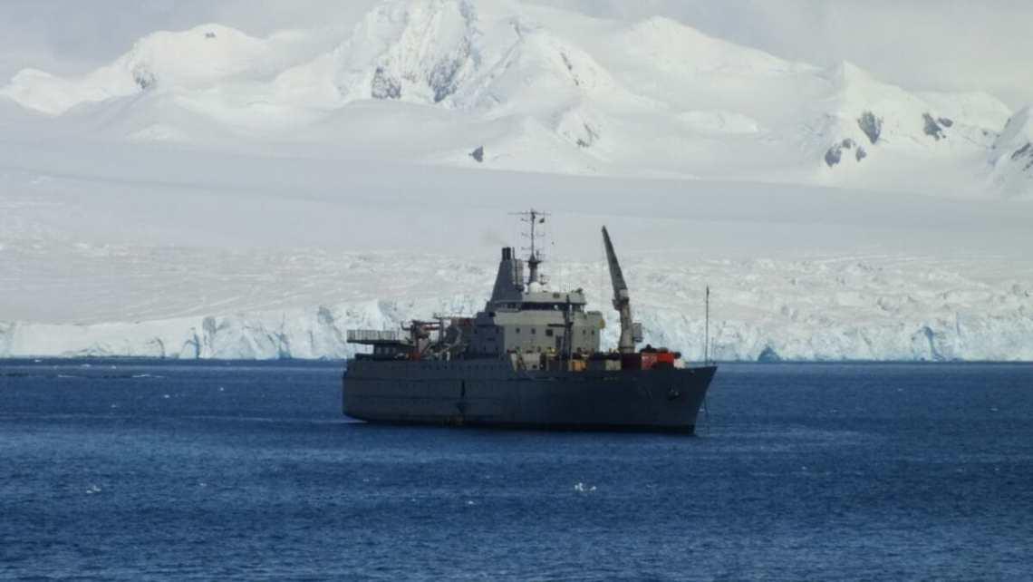 25-сезонная экспедиция. Вдоль Антарктического полуострова 3