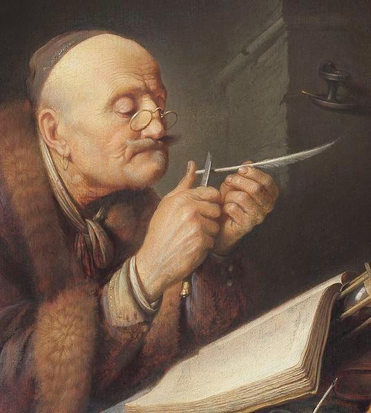 История пишущей ручки 4
