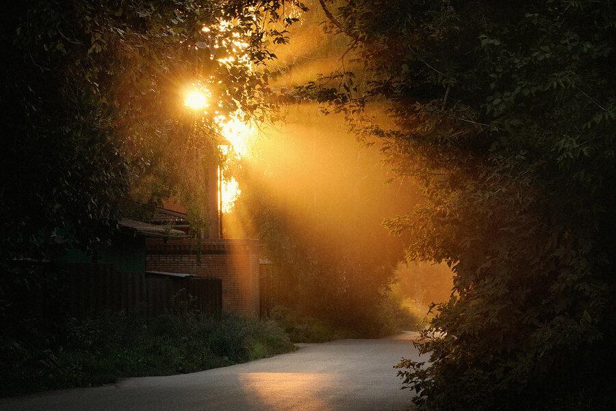 Из чего сделан луч света? 2