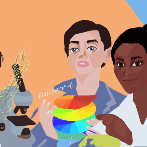 11 февраля - Международный День женщин и девушек в науке 6