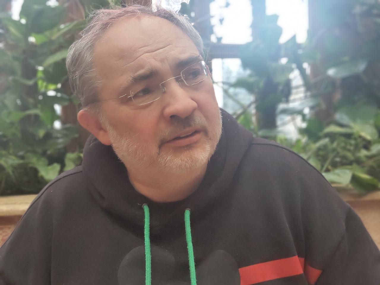 Цифровой Марат Гельман победил в диалоге с кибер-Алисой 1