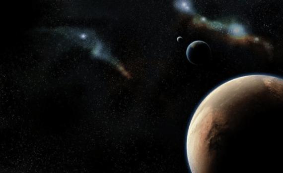 Опровергнута популярная модель возникновения Луны 1