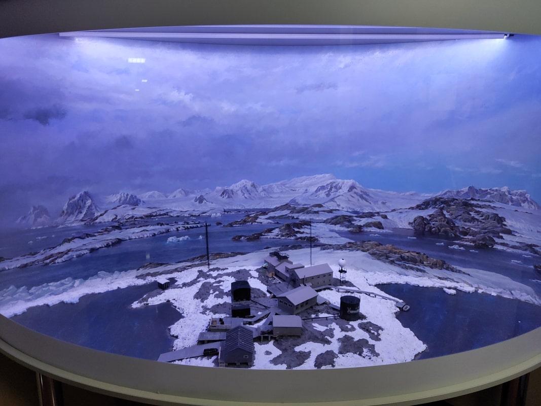 Начальник Антарктической экспедиции Юрий Отруба: «Едем обслуживать приборы» 1