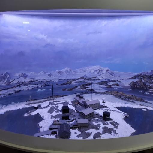 Начальник Антарктической экспедиции Юрий Отруба: «Едем обслуживать приборы» 33