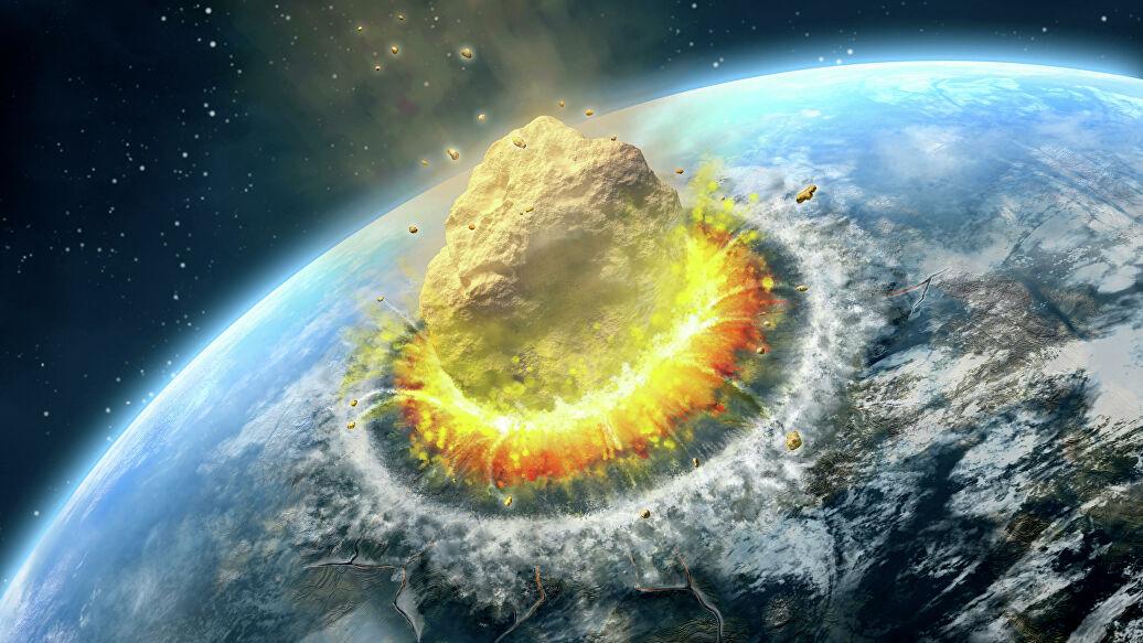 «Если он упадет на Землю, то произойдет глобальная катастрофа» 1