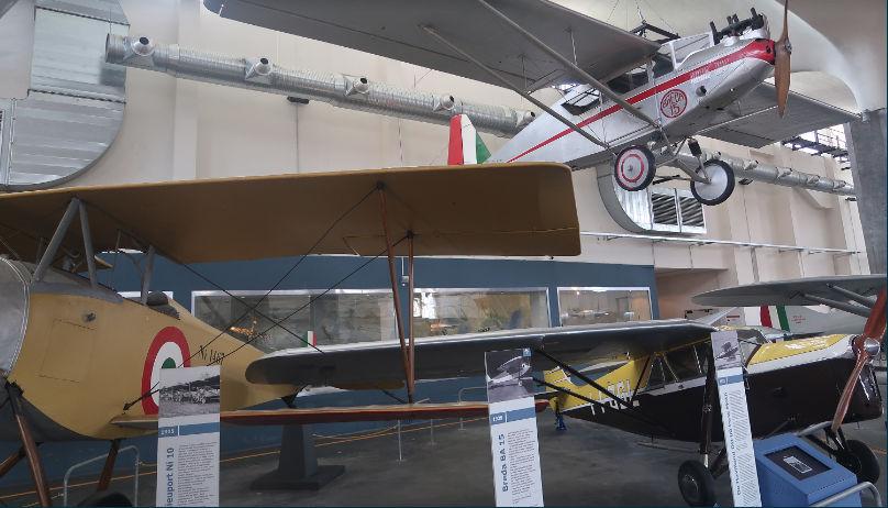 Музей науки и техники Леонардо да Винчи 23