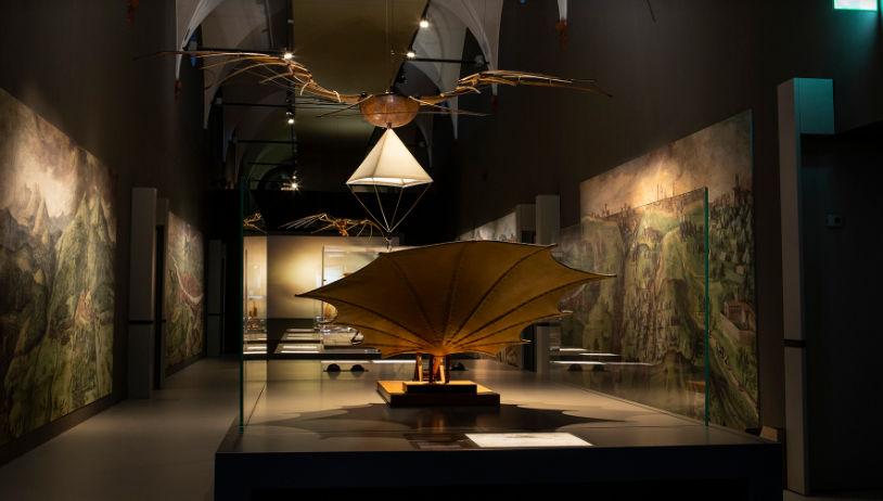Музей науки и техники Леонардо да Винчи 32