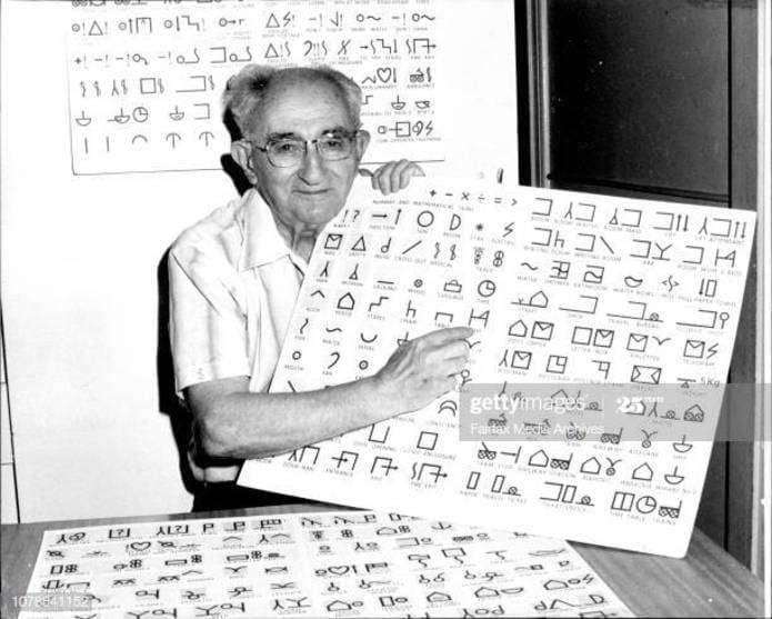 Чарльз Близ: Черновицкий еврей, который хотел научить мир писать единым языком символов. 10