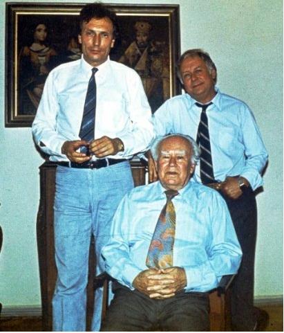 Президент НАН Украины. Кандидат на пост Сергей Комисаренко 2