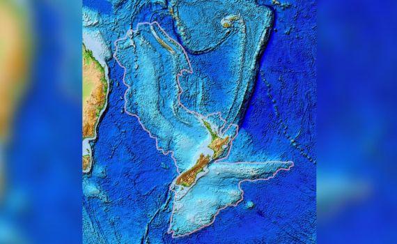 Ученые обнаружили следы затерянного континента в Тихом океане 8