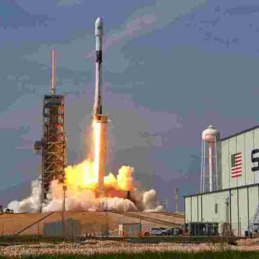 SpaceX - итоги деятельности за апрель 2020 6