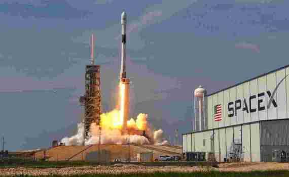 SpaceX - итоги деятельности за апрель 2020 1