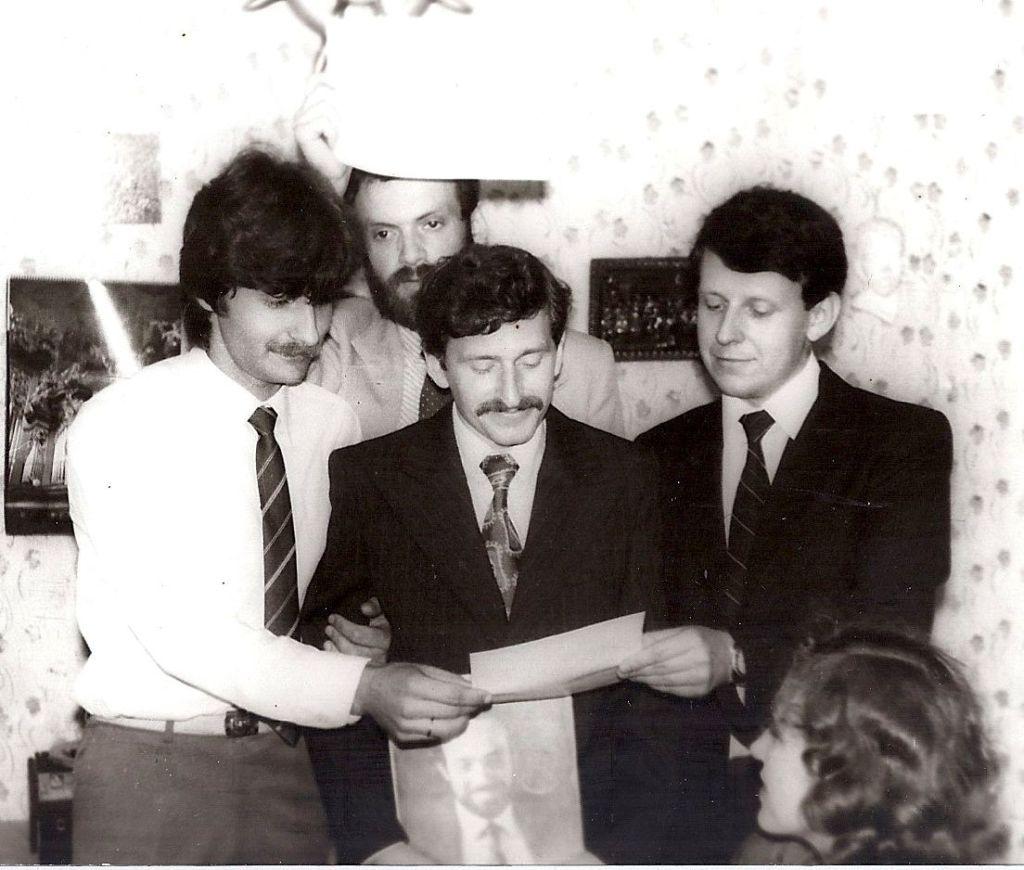 Одесский физфак 70-х и 80-х: конец Прекрасной Эпохи? 3