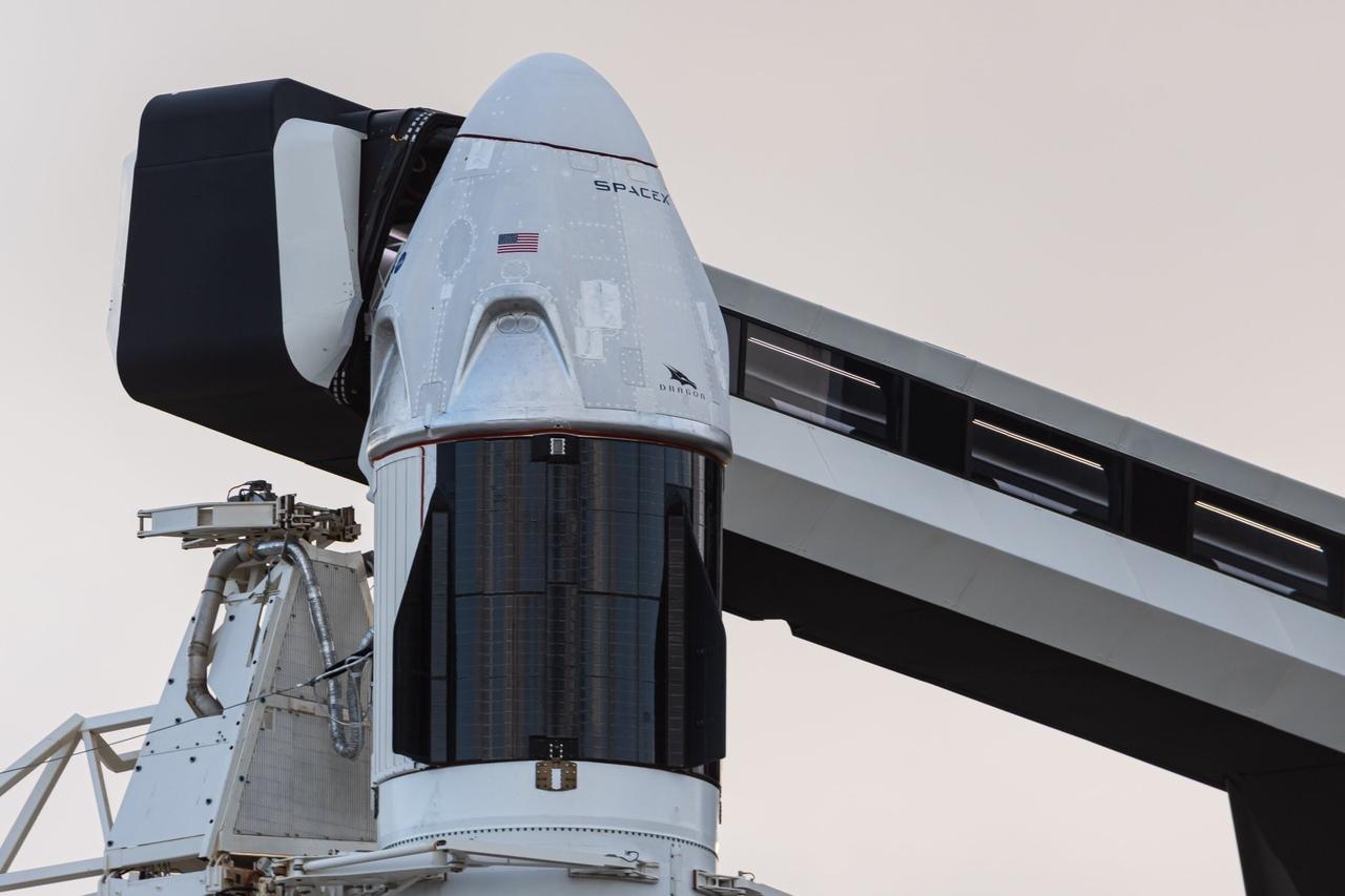 Тезисы с обзорной пресс-конференции NASA по миссии NASA SpaceX Demo-2 1