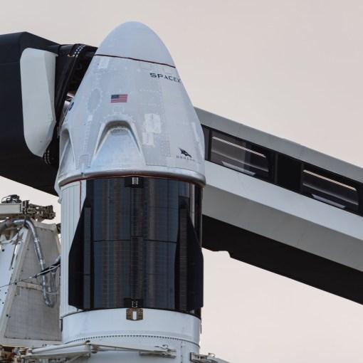 Тезисы с обзорной пресс-конференции NASA по миссии NASA SpaceX Demo-2 5