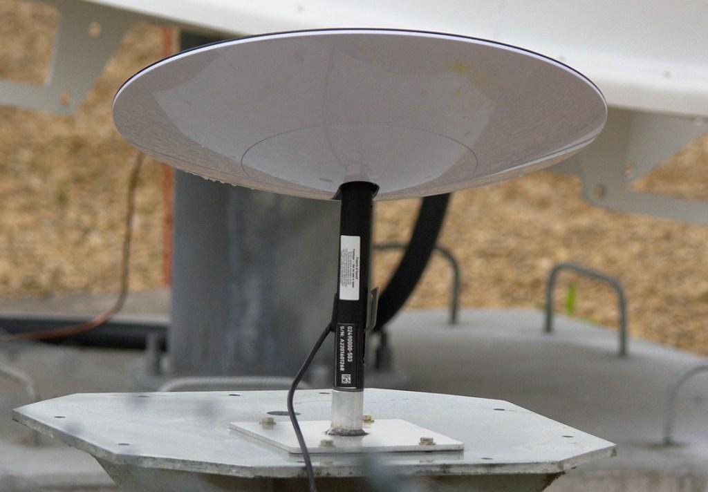 Как выглядят антены для интернета Starlink 5