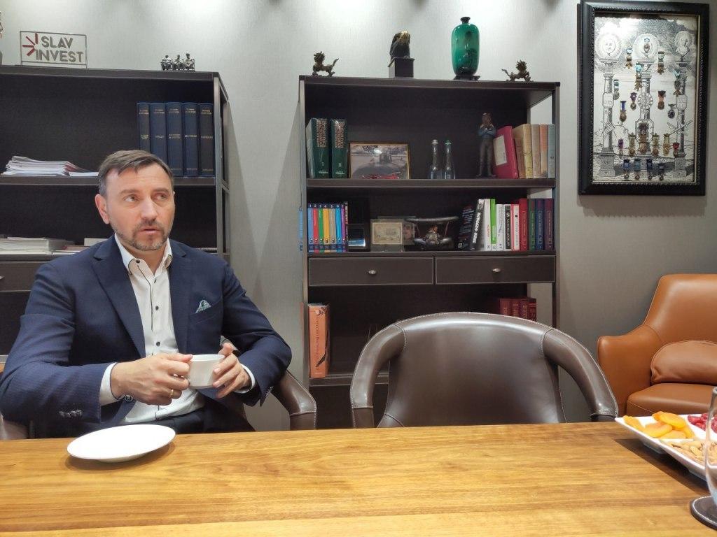 Вячеслав Лысенко: «Новый бизнес будет идти в паре с наукой» 5