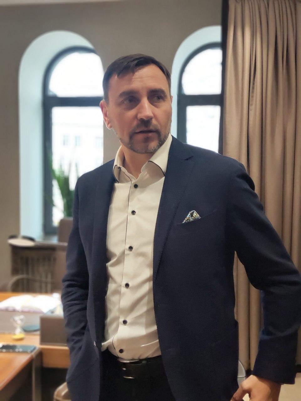 Вячеслав Лысенко: «Новый бизнес будет идти в паре с наукой» 8