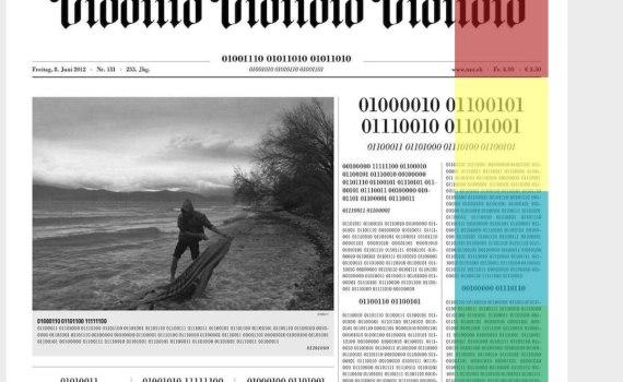 Цюрихская газета и бинарный код 7