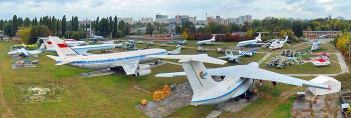 Киевский музей авиации – крупнейший в Восточной Европе 24