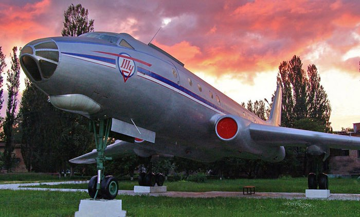 Киевский музей авиации – крупнейший в Восточной Европе 20