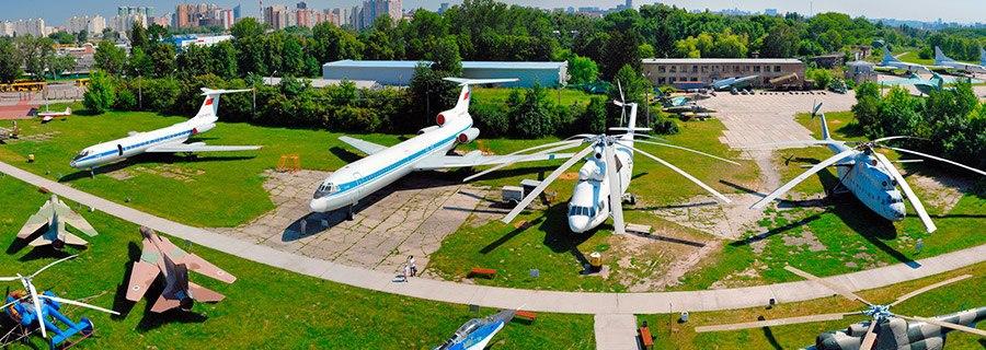 Киевский музей авиации – крупнейший в Восточной Европе 22