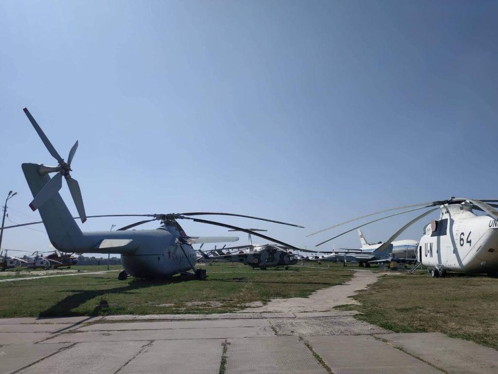 Киевский музей авиации – крупнейший в Восточной Европе 2