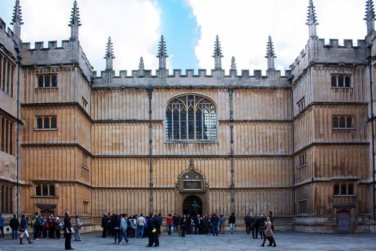 Топ-5 старейших университетов Европы 1