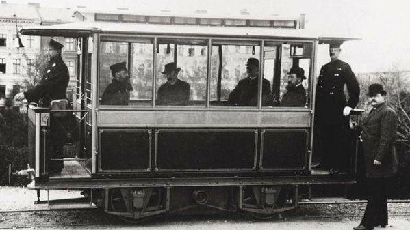 Появлением первого электрического трамвая мир обязан украинцу 2