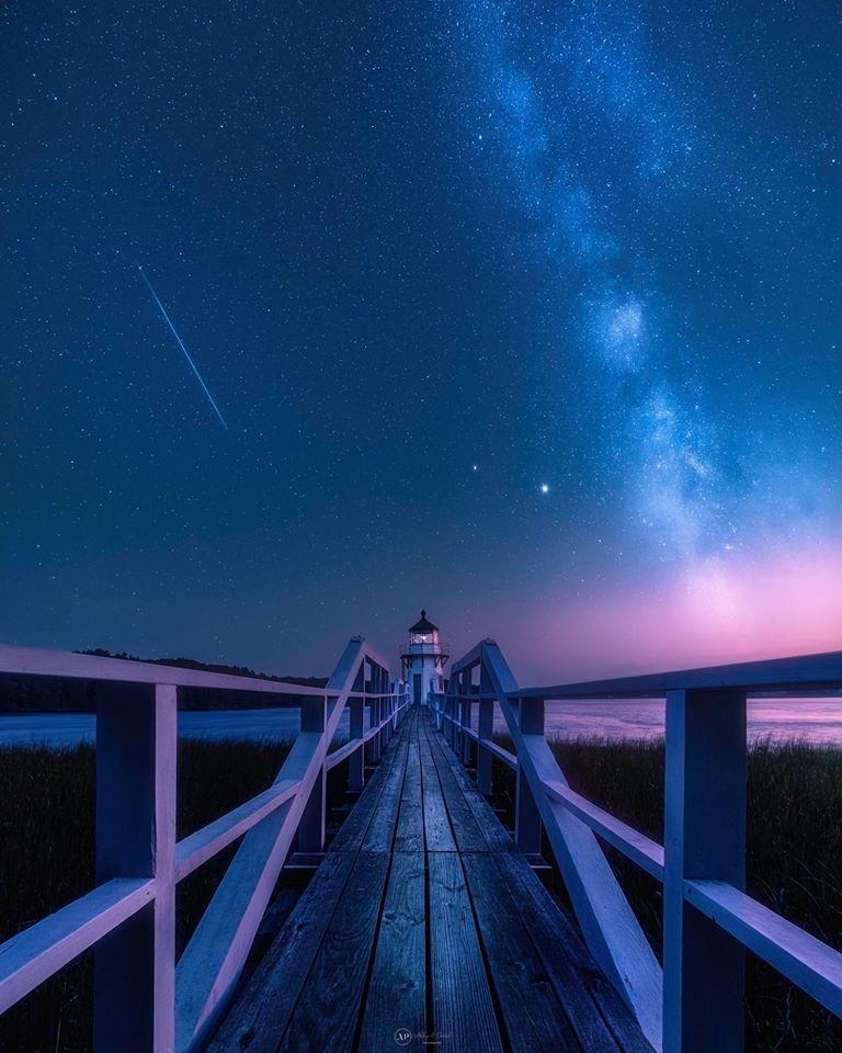 Метеорный поток Персеиды в объективах фотографов 8