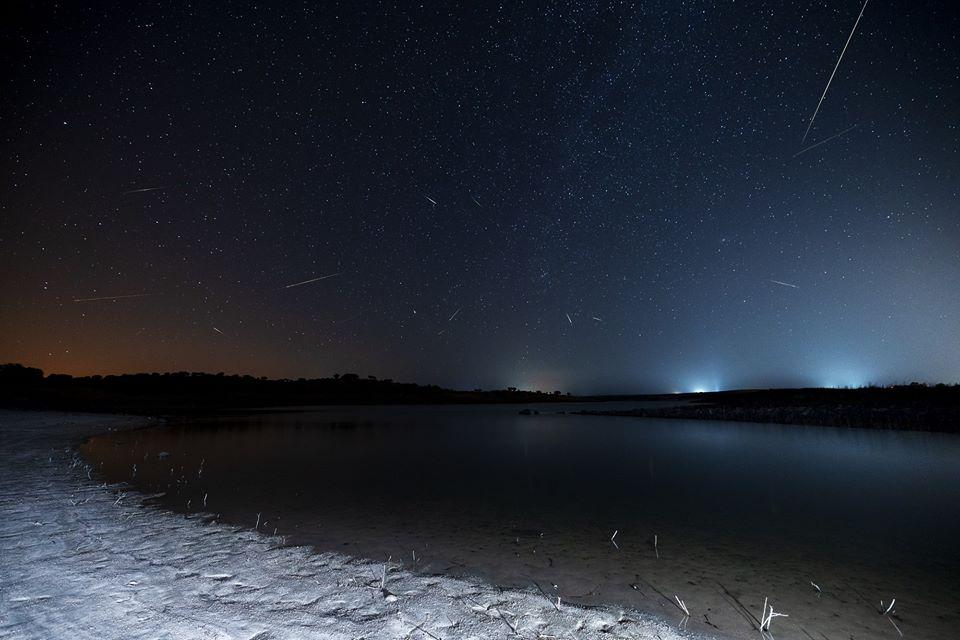 Метеорный поток Персеиды в объективах фотографов 6